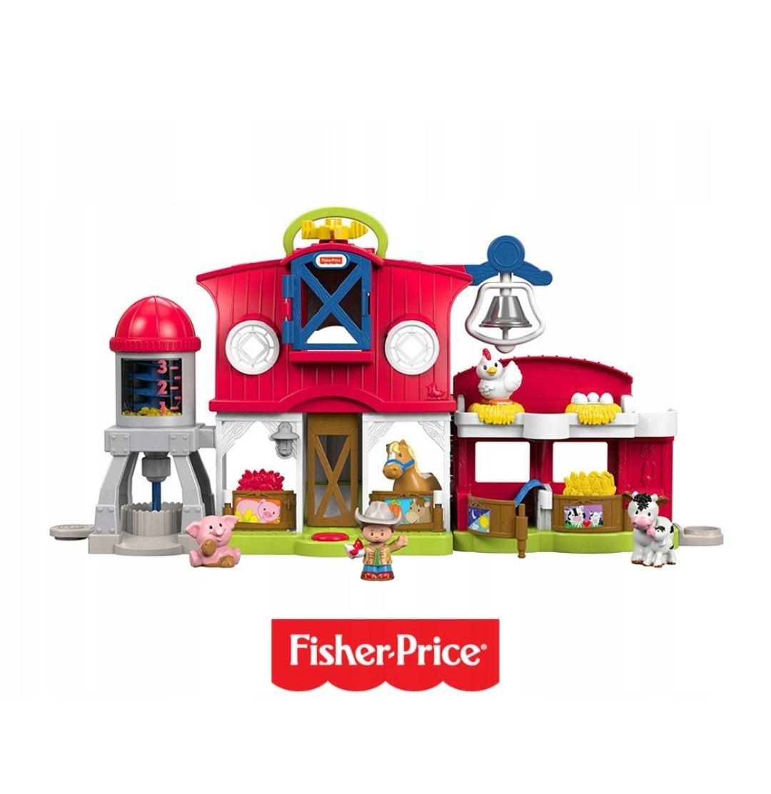 Fisher-Price MUZYCZNA FARMA MAŁEGO ODKRYWCY