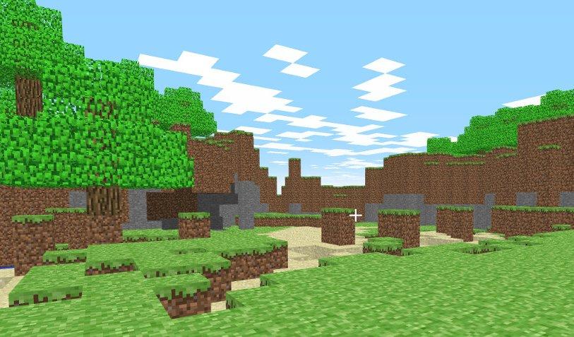 Minecraft za darmo! (w wersji 0.0.23a_01)