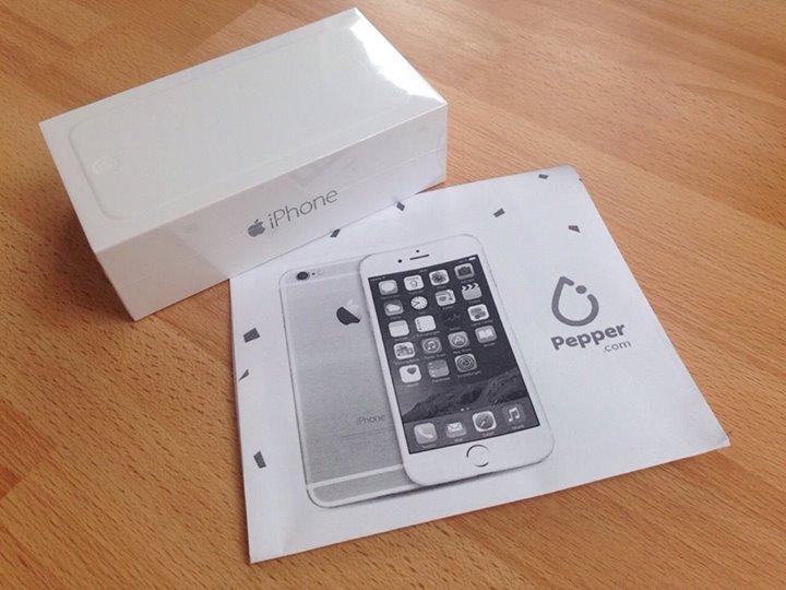 KONKURS - WYGRAJ NAJNOWSZY iPhone 6 16GB (jest już u nas)