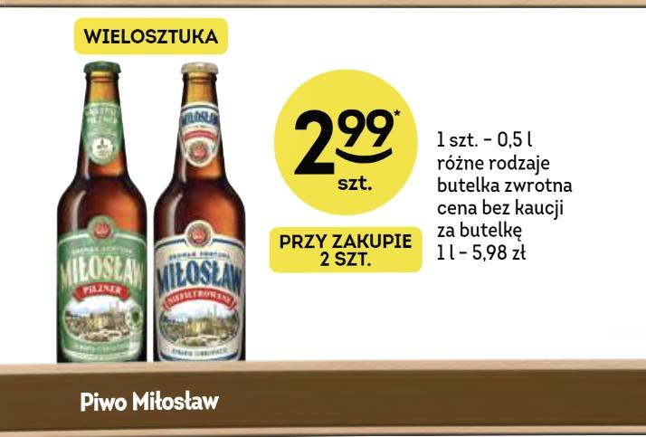2x Miłosław za 6 zł w Żabce