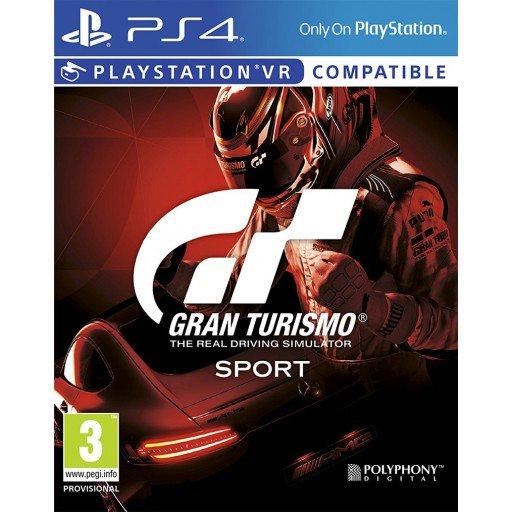 Gran Turismo Sport PS4 (przesyłka 9,98zł)