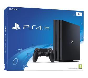 PlayStation 4 Pro 1TB + gra niespodzianka w Sklep Gry-Online