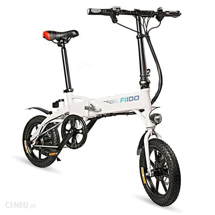 Rower elektryczny składany FIIDO D1 z Polski