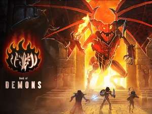 Book of Demons - polska gra w stylu Diablo 1 @Steam