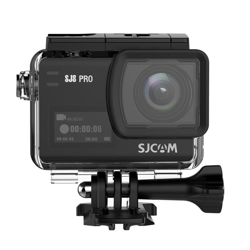 Kamera sportowa SJCAM SJ8 PRO 4K 60fps