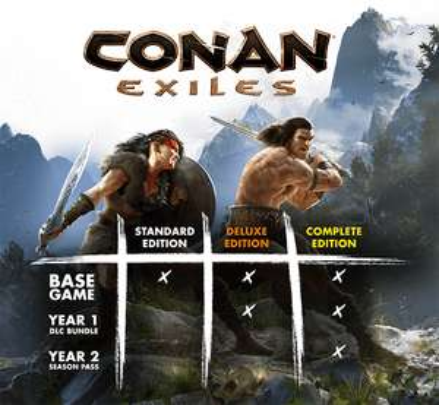 Darmowy weekend z grą Conan Exiles @Steam