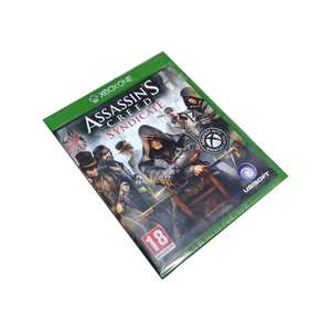 ASSASSINS CREED SYNDICATE PL XBOX ONE/PS4