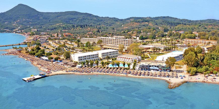 Grecja Korfu all incl 11-18.05 GDN KTW WAW WRO