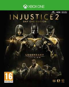 Injustice 2 - Legendary Edition xone w sklep.gry-online