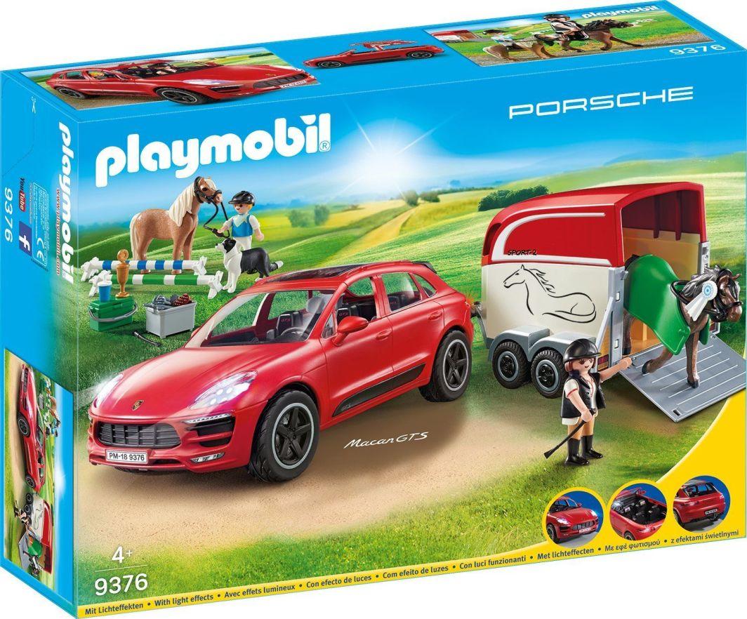 Playmobil Porsche Macan GTS (9376) oraz inne okazje w komentarzu