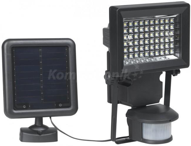 Duracell naświetlacz solarny 400 lumen