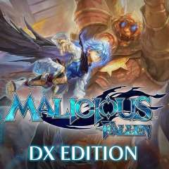Malicious Fallen Digital Deluxe Edition PS4