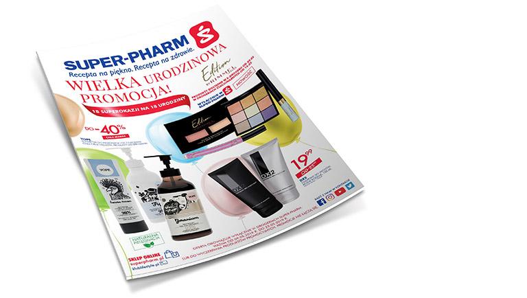 Cała marka Bioderma 2+2 gratis w Super-Pharm