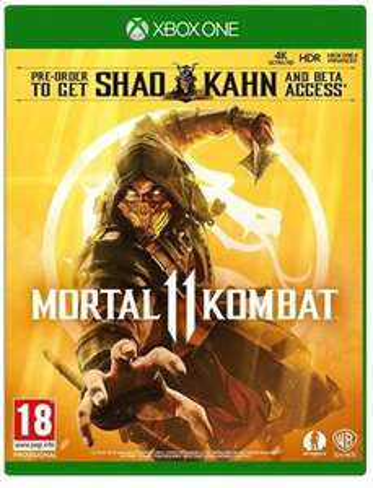 Mortal Kombat 11 (XO, PS4)