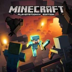 Minecraft: PS4 Edition, pierwsza obniżka w historii PS Store