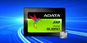 ADATA 240GB 2,5'' SATA SSD Ultimate SU650