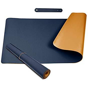 Podkładka pod mysz, podkładka pod mysz do gier i biura (rozmiar 800 x 400 x 2 mm M) z pojemnością 2 w 1 waterproo