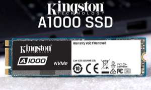 Kingston 960GB M.2 2280 A1000 PCIe