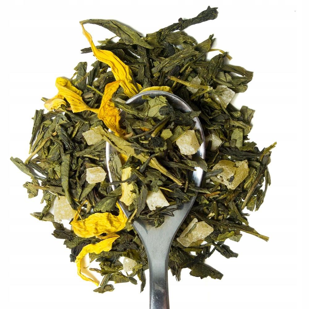 Sporo tanich herbat, ziół, mieszanek owocowych i akcesoriów do herbaty