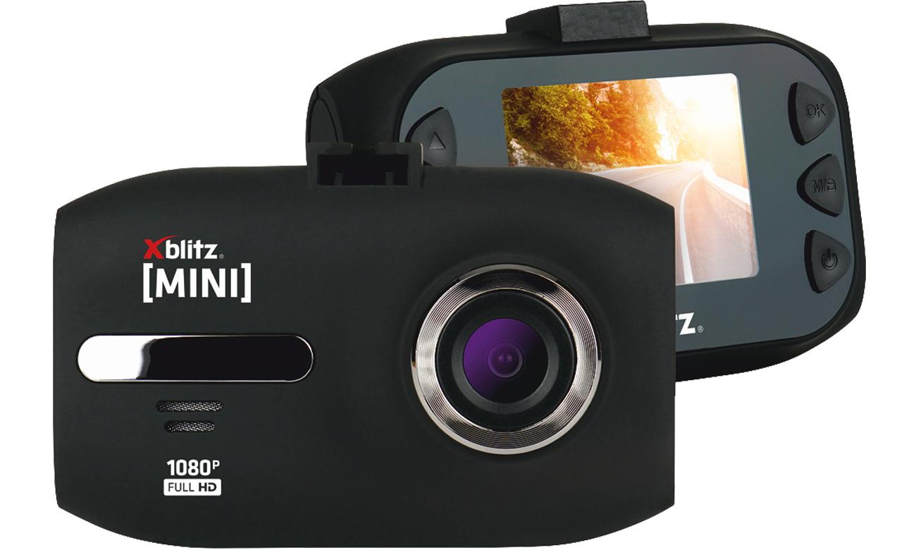 "Xblitz Mini Full HD/1,5""/120 + Alkomat Spirit"