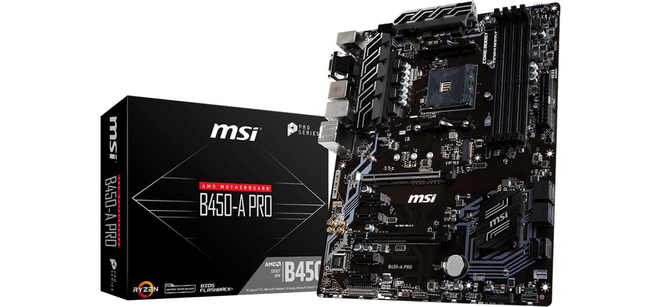 MSI B450-A PRO w x-kom