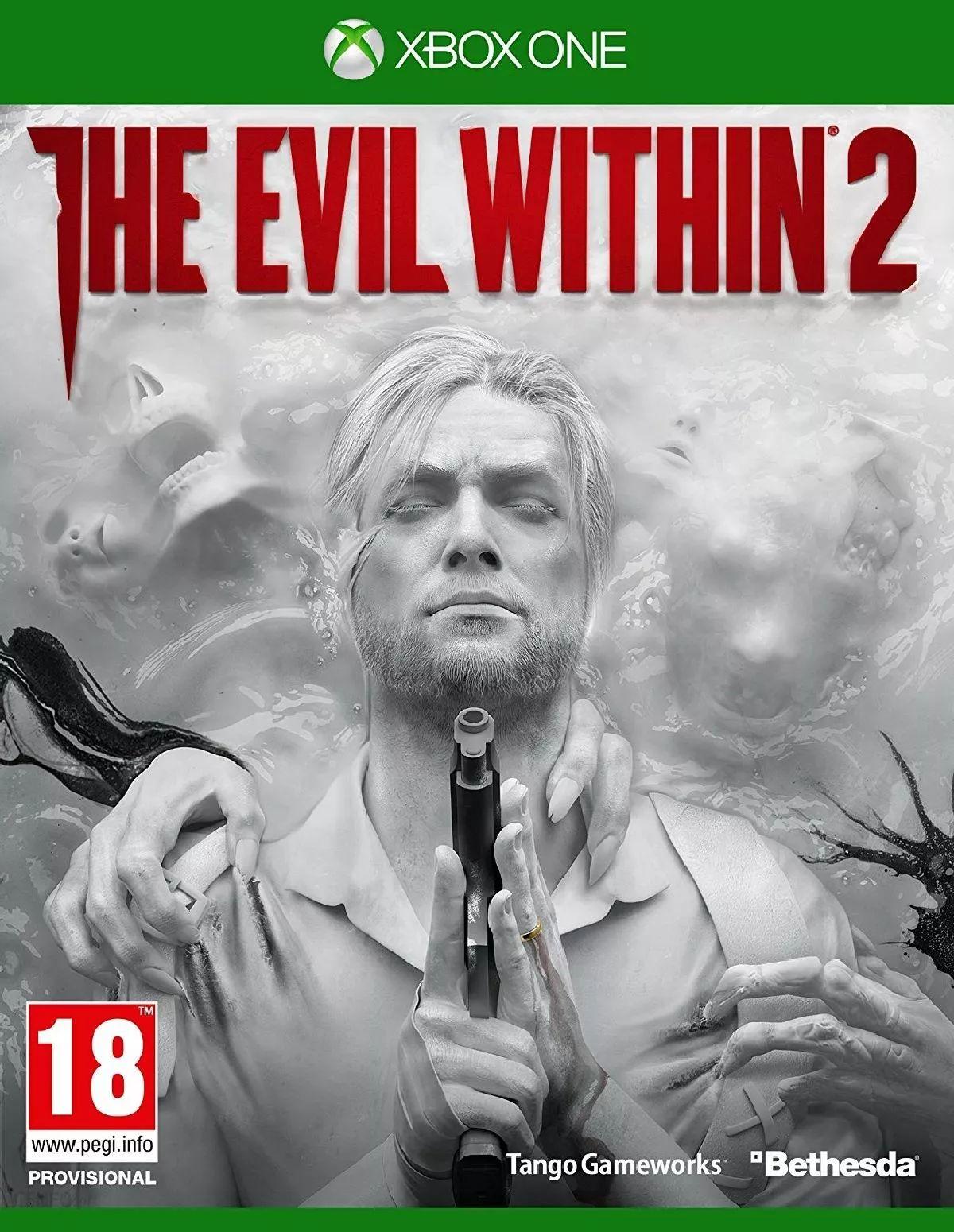 The Evil Within 2 na XOne za ok. 24 złote z wysyłką do Polski w ShopTo