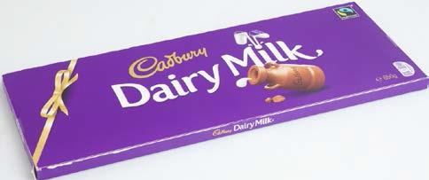 Czekolada mleczna Cadbury Dairy Milk 850g @ Tesco