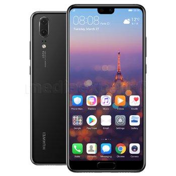 Huawei P20 64 GB czarny, niebieski i purpurowy