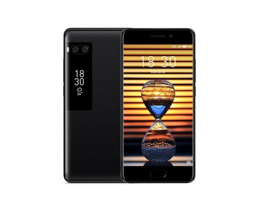 Telefon Meizu Pro 7 4/64GB Dual SIM czarny