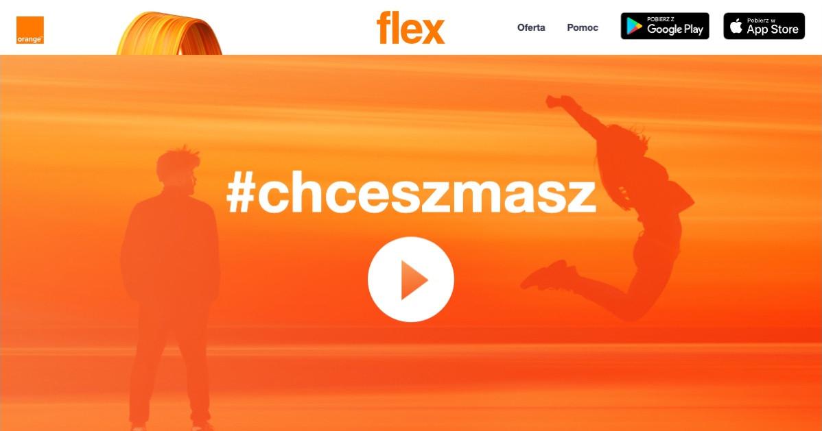 Orange Flex - ciekawy odpowiednik Play NEXT