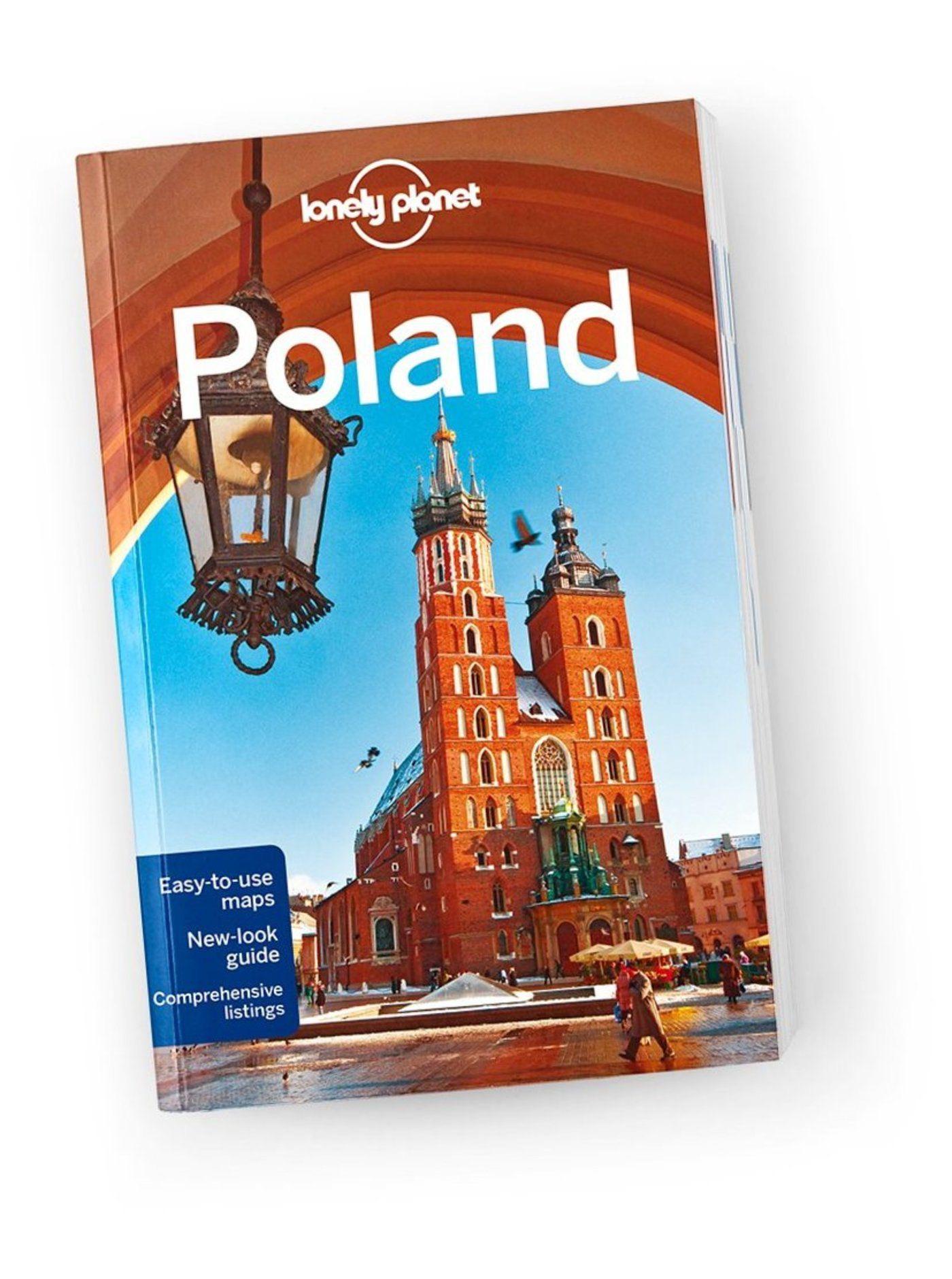 Przewodniki Lonely Planet -50%