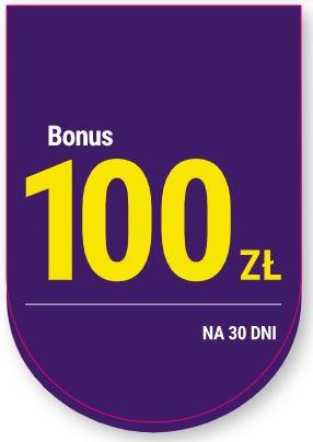 Odbierz 100zł na rozmowy i SMS-y w PLAY na kartę na 30 dni