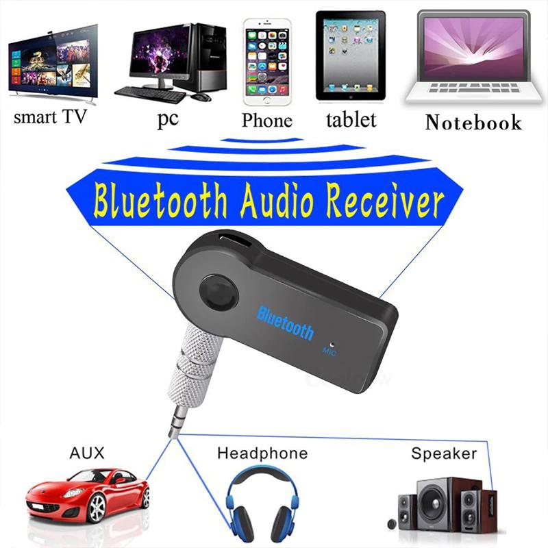 Bluetooth Audio Receiver Adapter