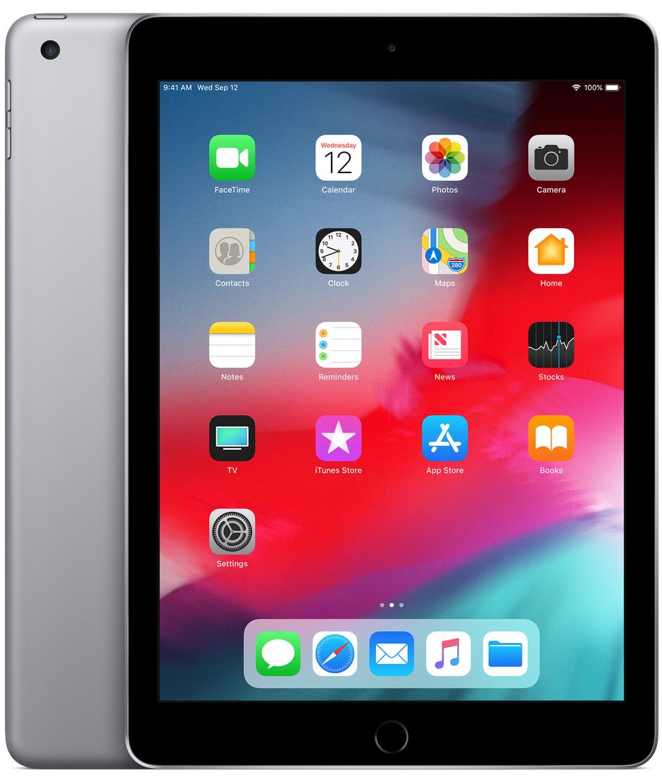 Apple iPad (Wi‑Fi, 32GB) 306,25€ @Amazon