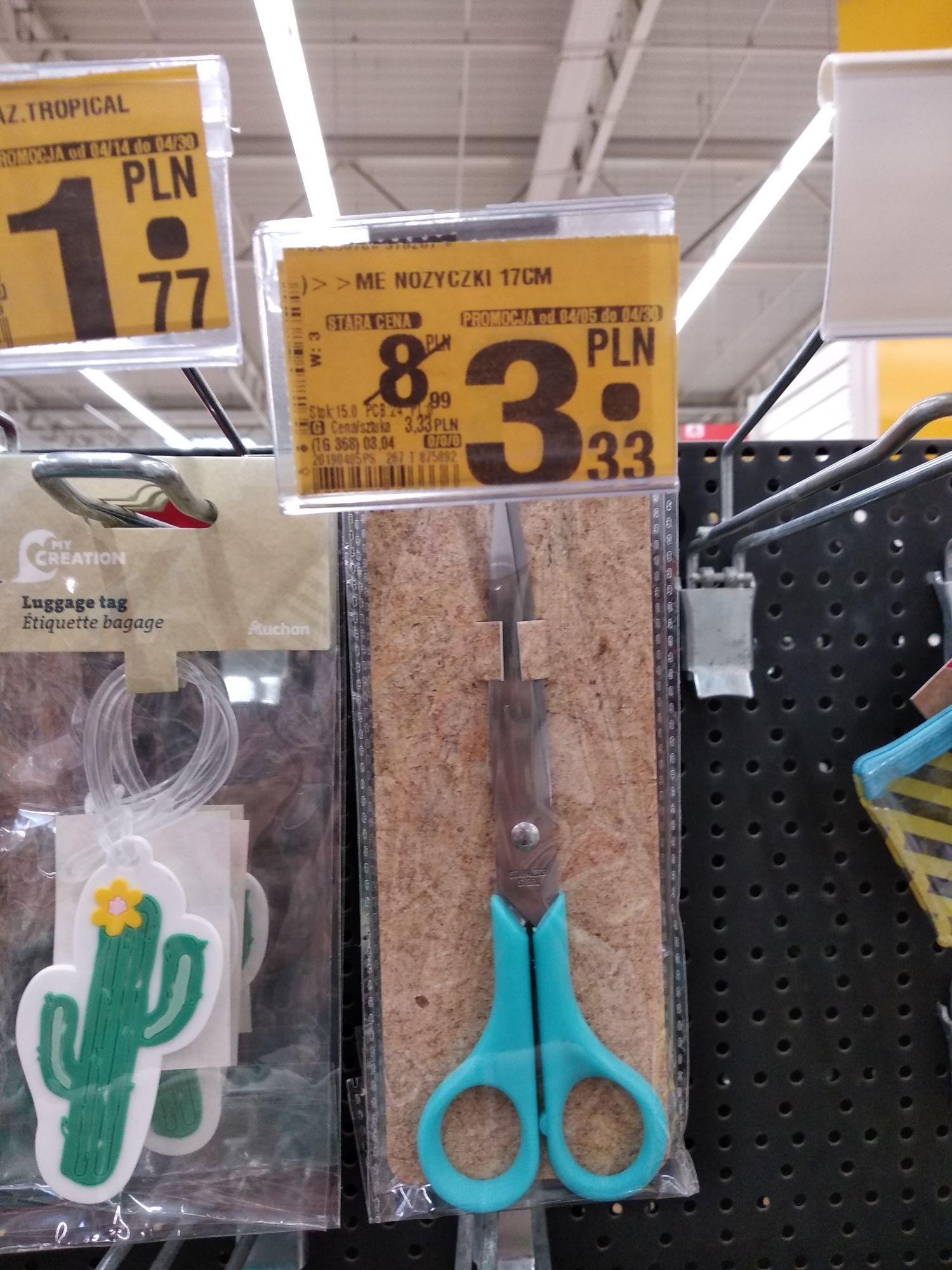 Nożyczki 17cm