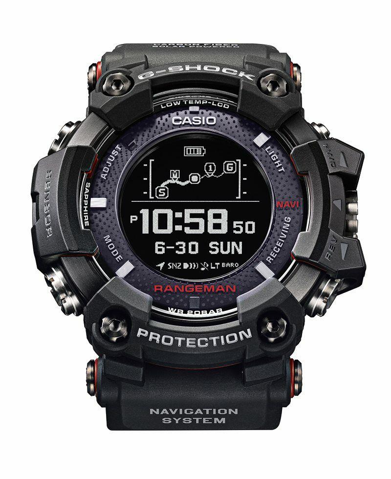 Zegarek Casio G-SHOCK GPR-B1000-1AER