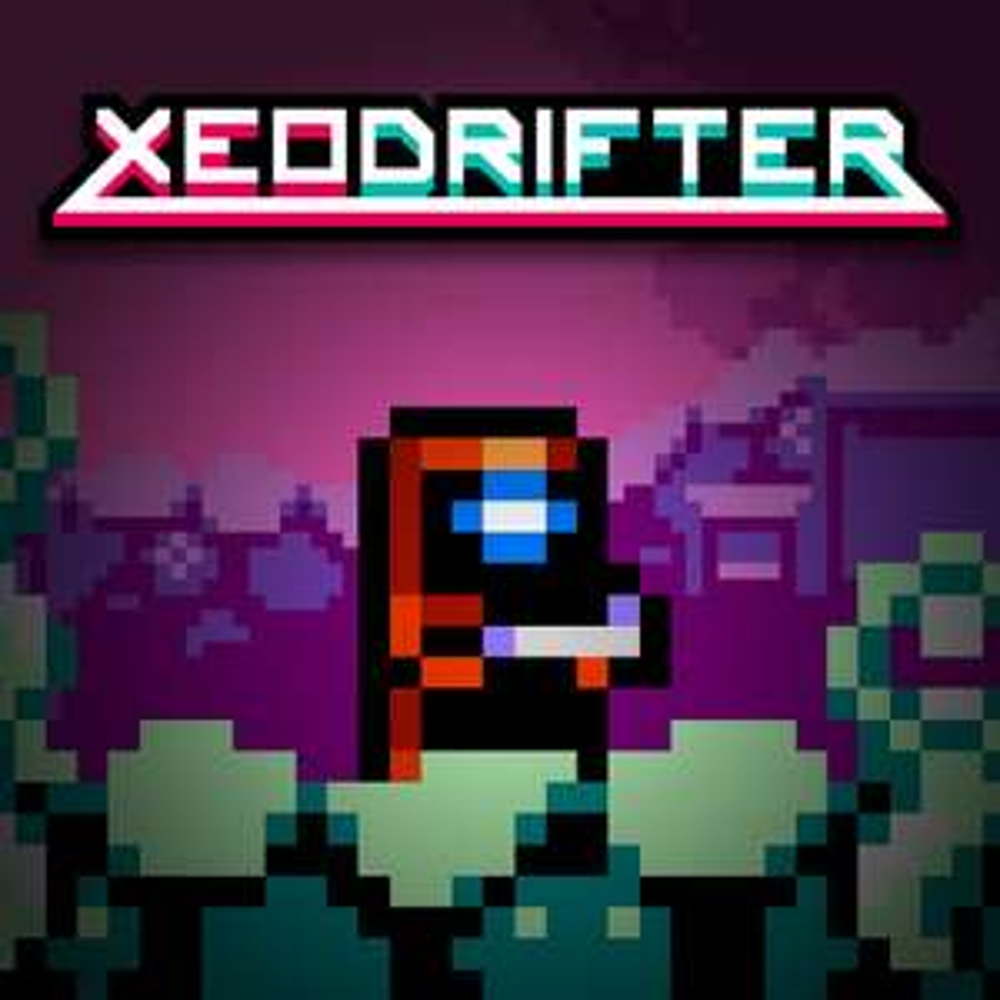 Gra Xeodrifter (Polska lub...) Nintendo Switch