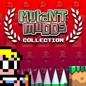 Gra Mutant Mudds Collection (Polska lub...) Nintendo Switch