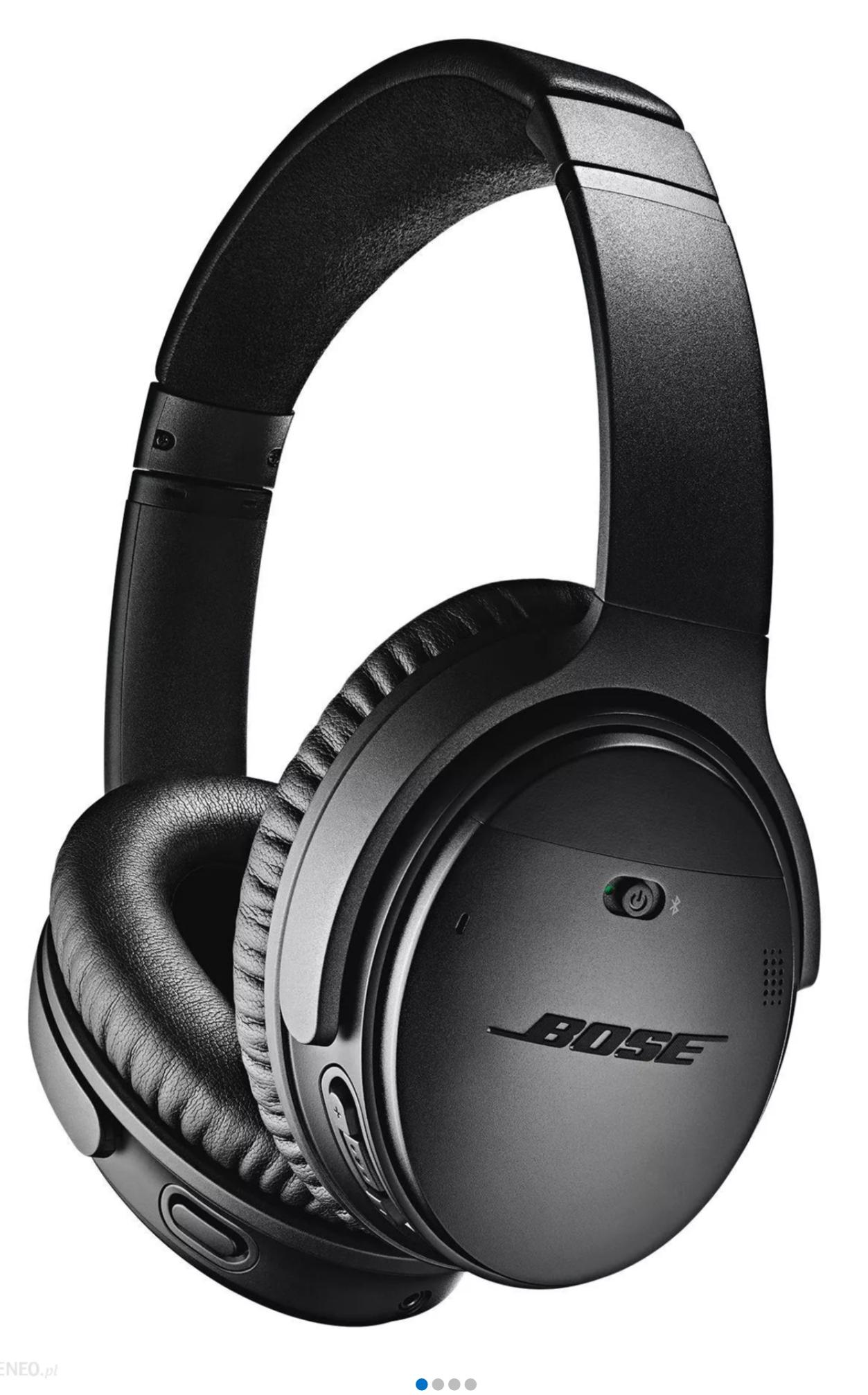 Bose QuietComfort 35 II Czarne. Amazon.es
