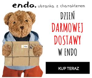 Darmowa dostawa w Endo MWZ 50zł