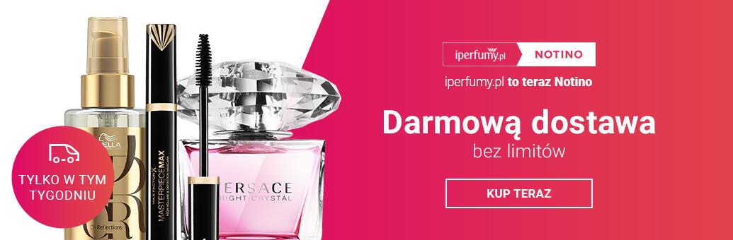 Darmowa dostawa bez MWZ - notino.pl, dawniej iperfumy