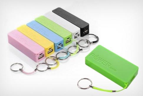 TYLKO DZISIAJ - przenośna ładowarka PowerBank USB @ Gruper