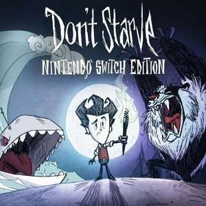 Don't Starve: Nintendo Switch Edition (Polska lub...)