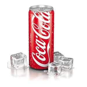 Coca-Cola 4x0,33l + 12GB internetu w PLAY - Sklep MILA