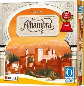 Świetna gra Alhambra tanio