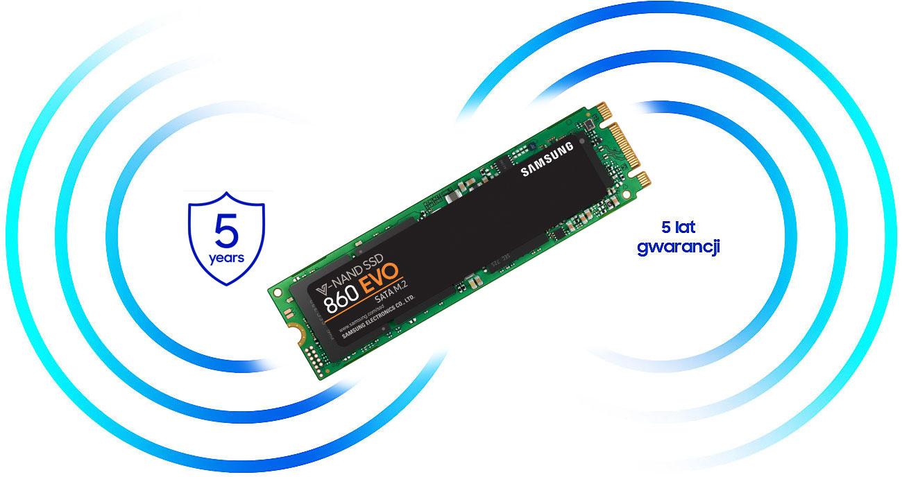 SAMSUNG SSD 860 EVO M.2 SATA 1TB