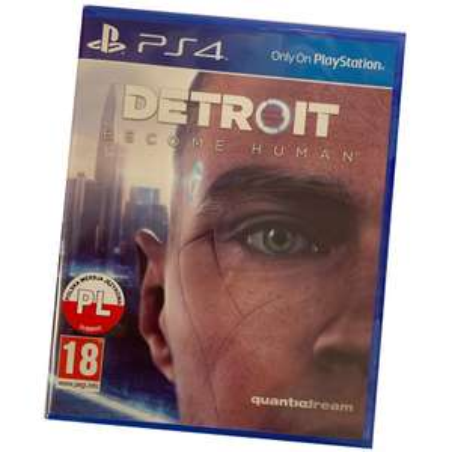 Detroit Become Human (PS4) PO POLSKU