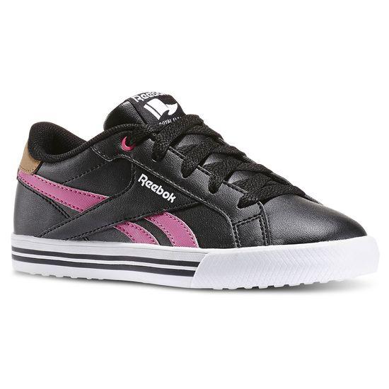 Buty dziewczęce REEBOK Royal Camp Low rozm.27-39 2 kolory za 55,20 zł dostawa GRATIS