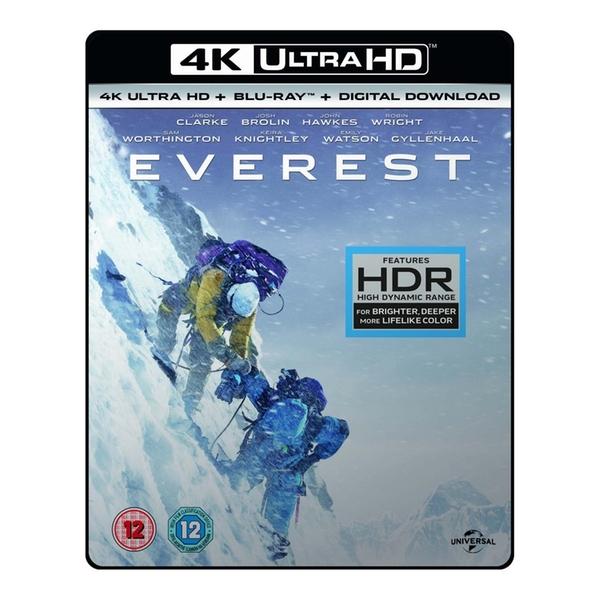 Film Everest Blu-Ray 4K Ultra HD po polsku w bardzo niskiej cenie
