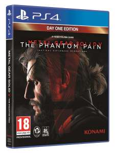 Metal Gear Solid V: Phantom Pain - PlayStation 4 - PS4 - PUDŁO - EMPIK